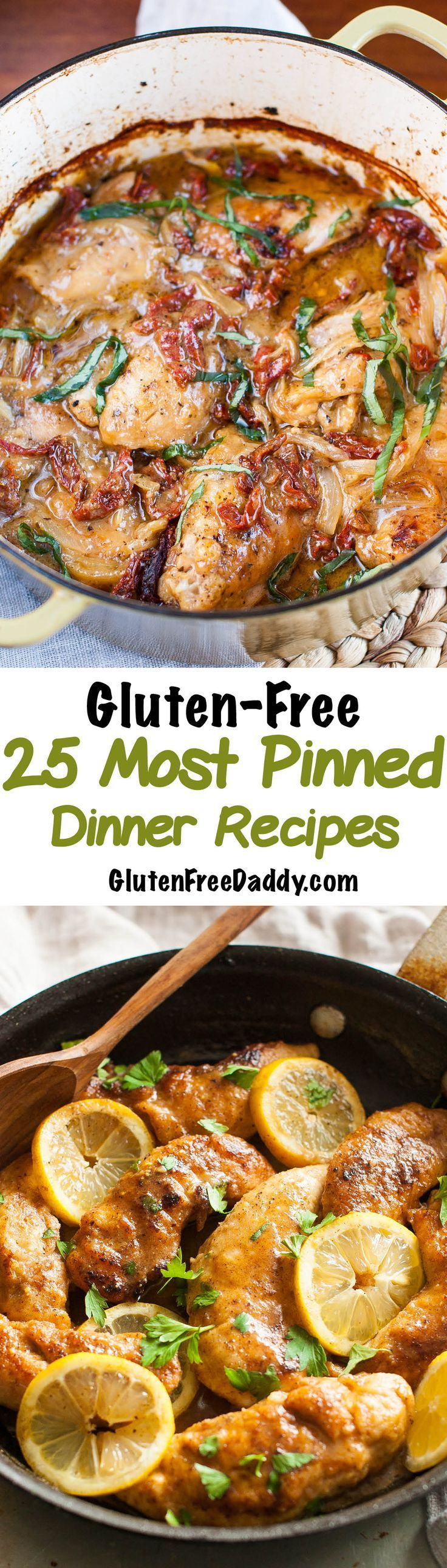 All These Gluten Free Dinner Recipes Have Been Pinned At Least 50000 Times They