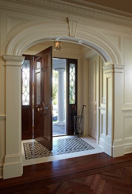 Pisos distintos la casa ideal en 2019 pinterest recibidores de casa piso interiores y - Recibidores de casas modernas ...