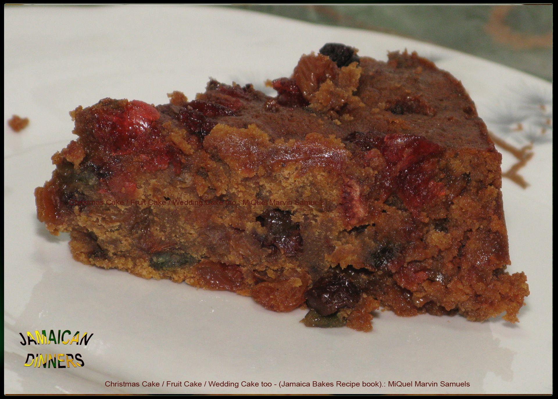 Christmas cake fruit cake wedding cake too jamaica bakes christmas cake fruit cake wedding cake too jamaica bakes recipe bookmiquel marvin samuels forumfinder Images