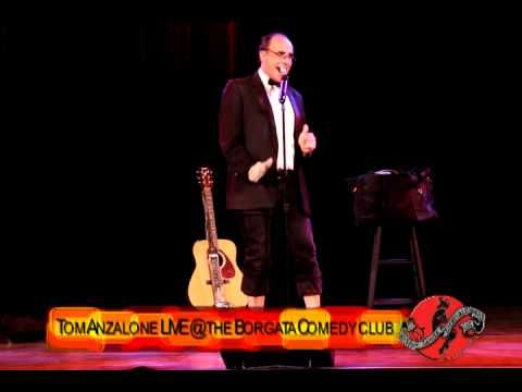 Tom Anzalone LIVE @ the Borgata Comedy Club
