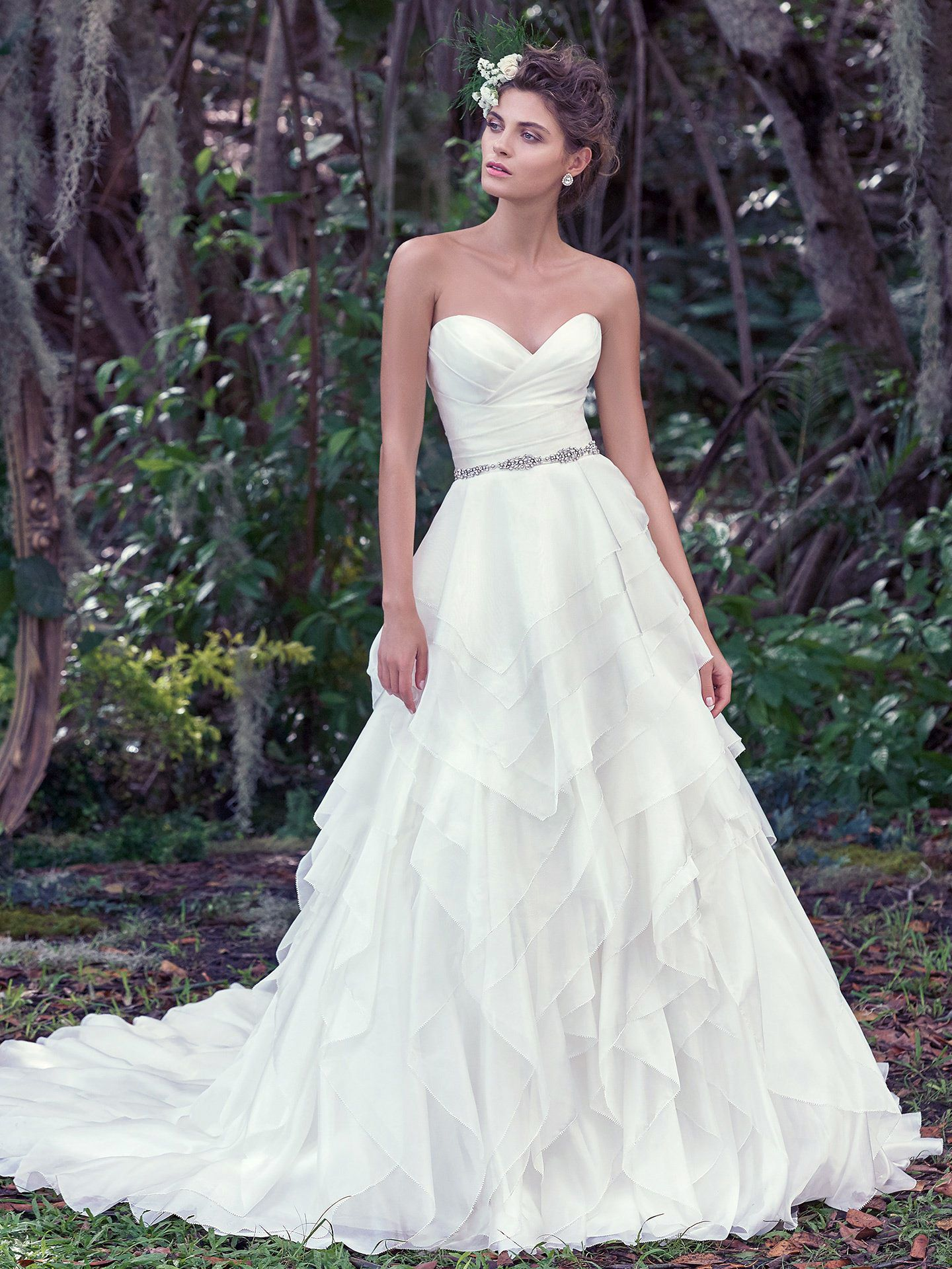 9b0f552d967 Auburn - Maggie Sottero - Available at Stella s Bridal   Evening Collections