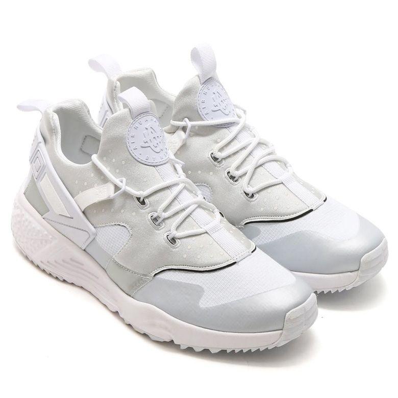 Nike Air Huarache Utility Black White