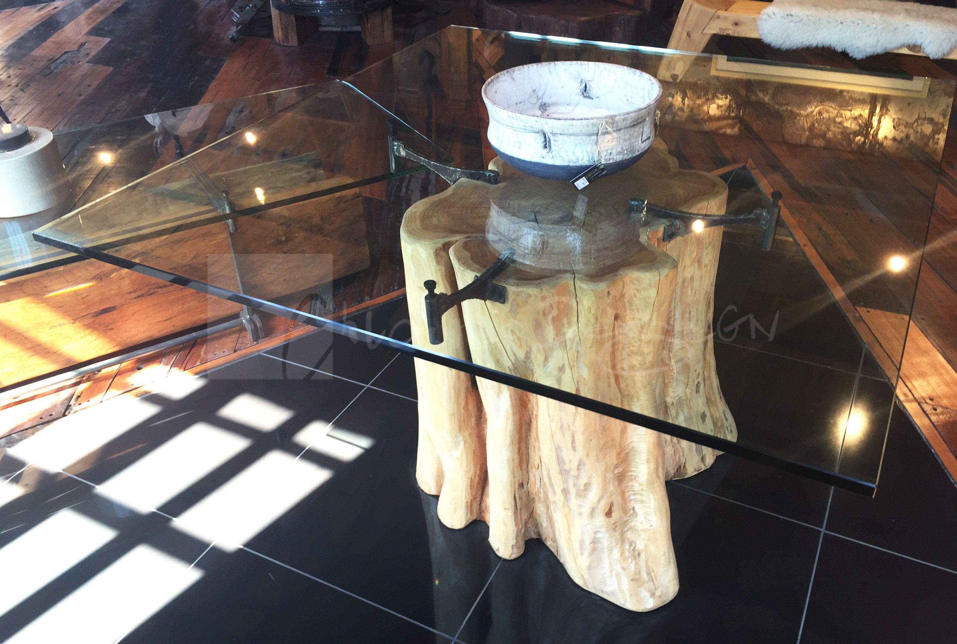 Chicureo Design. Mesa comedor Natural Wood Cipres. Mesa de comedor ...