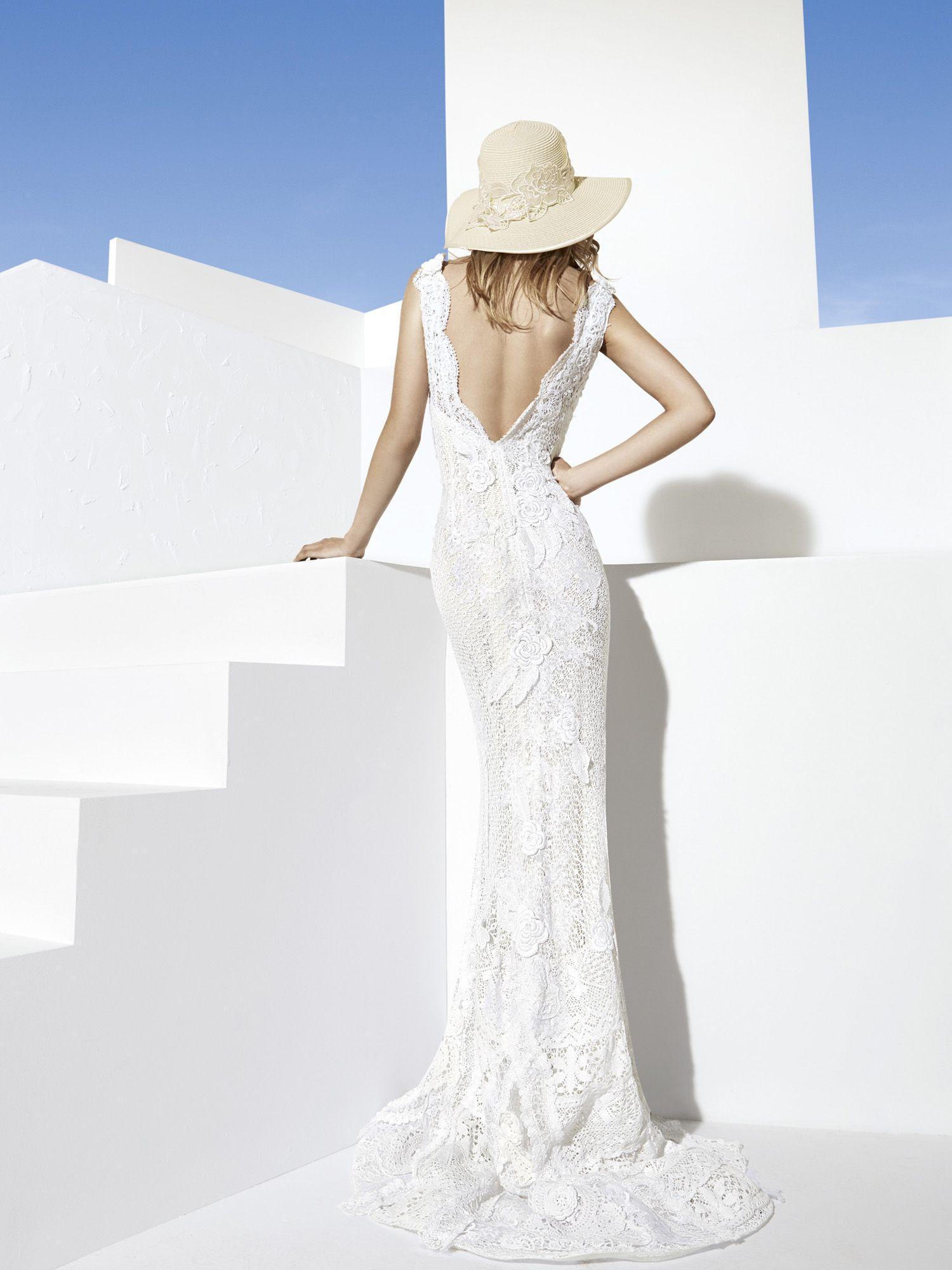 Vestidos de novia ibicencos barcelona