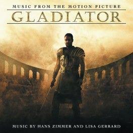 Gladiator Soundtrack 2lp 45rpm 180g Vinyl Org Ultimate Numbered Limited Edition Pallas Germany Vinyl Gourmet Lisa Gerrard Hans Zimmer Movie Soundtracks
