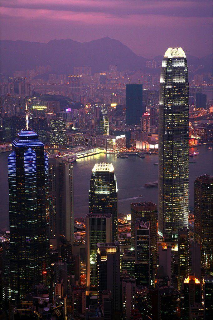 Huw Thomas - Hong Kong