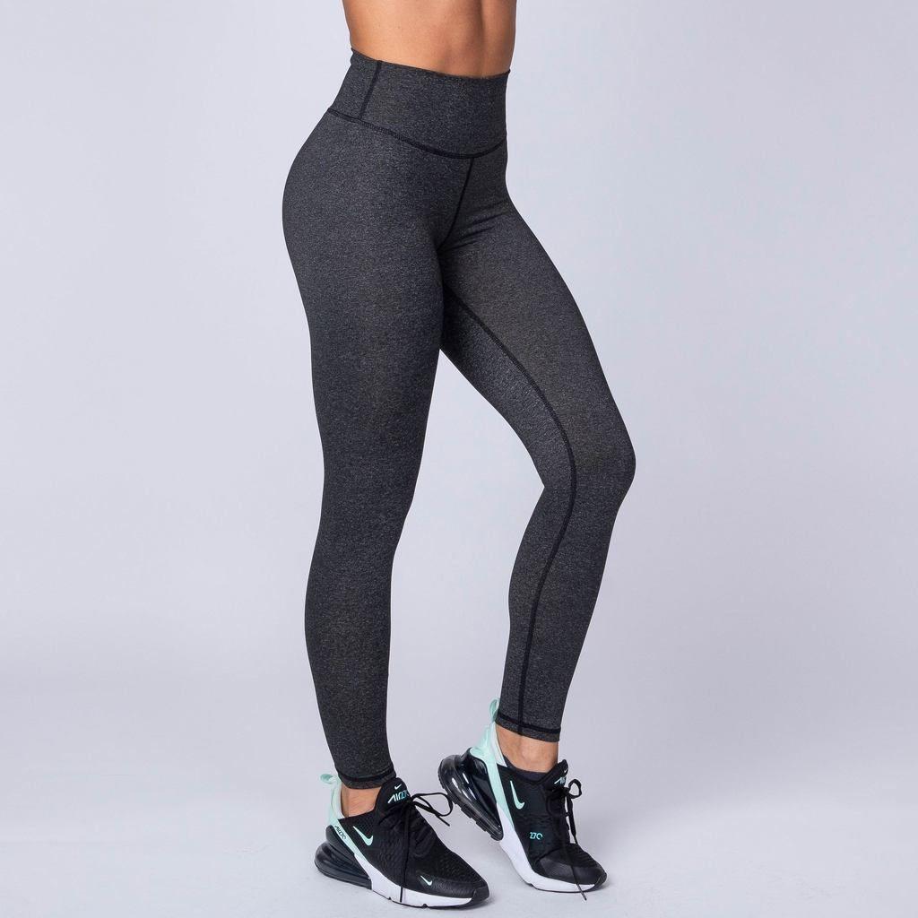 Muscle Nation Full Length High Waist Scrunch Leggings