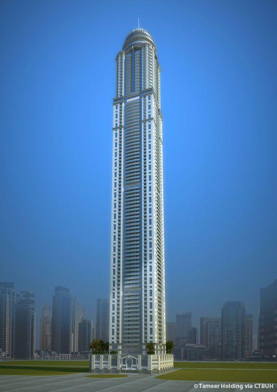Princess Tower Dubai Architecture Princess Tower Building
