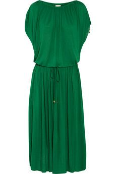 michael michael kors emerald green weddings dresses