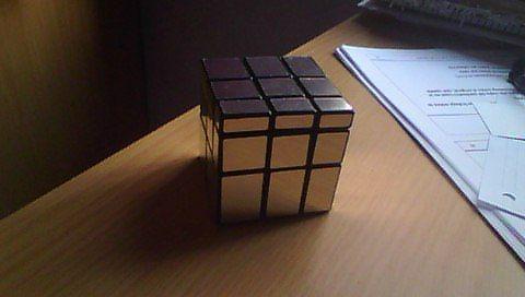 Cubo de Rubik Irregular
