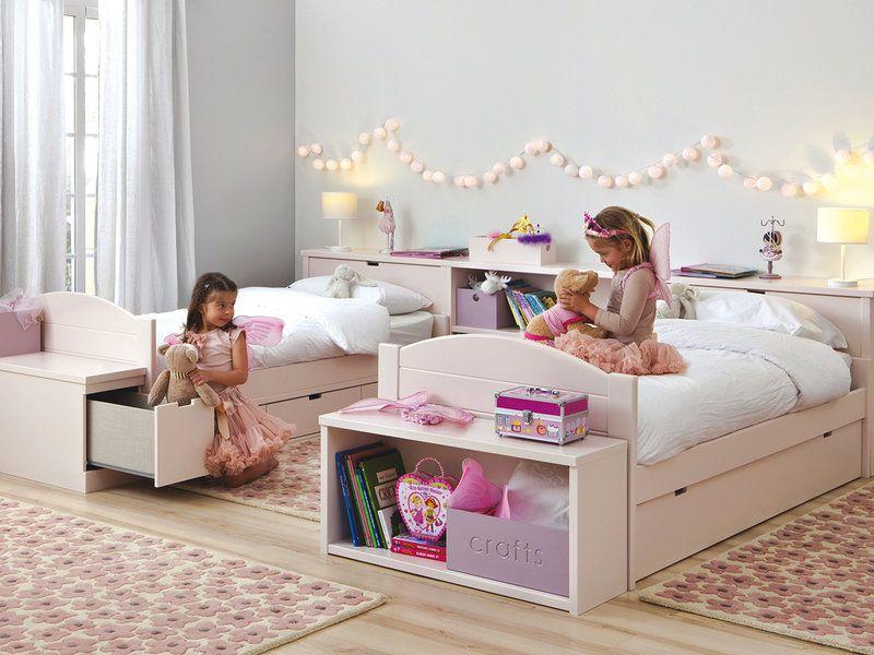 Habitaciones para dos ni os dos ni as cuarto ni a y - Habitaciones infantiles ninas ...