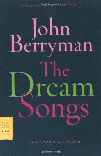 john berryman famous poems