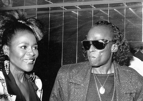 Did You Know They WERE Married? | Miles davis, Black ...