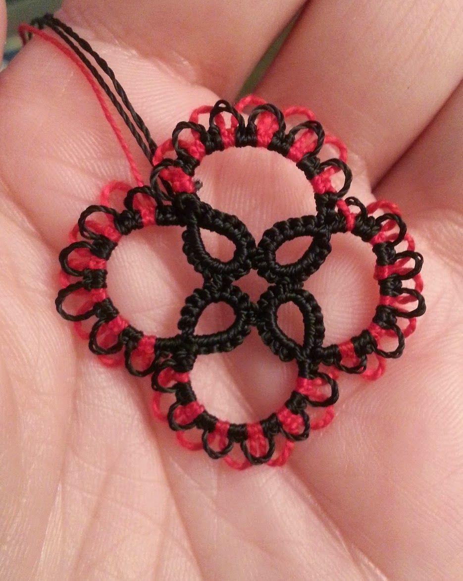 CM-Handmade: Fake maltese chain? - tut for it