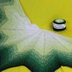 Gestricktes Sternentuch (kostenlose Anleitung) #strikkedesjaler