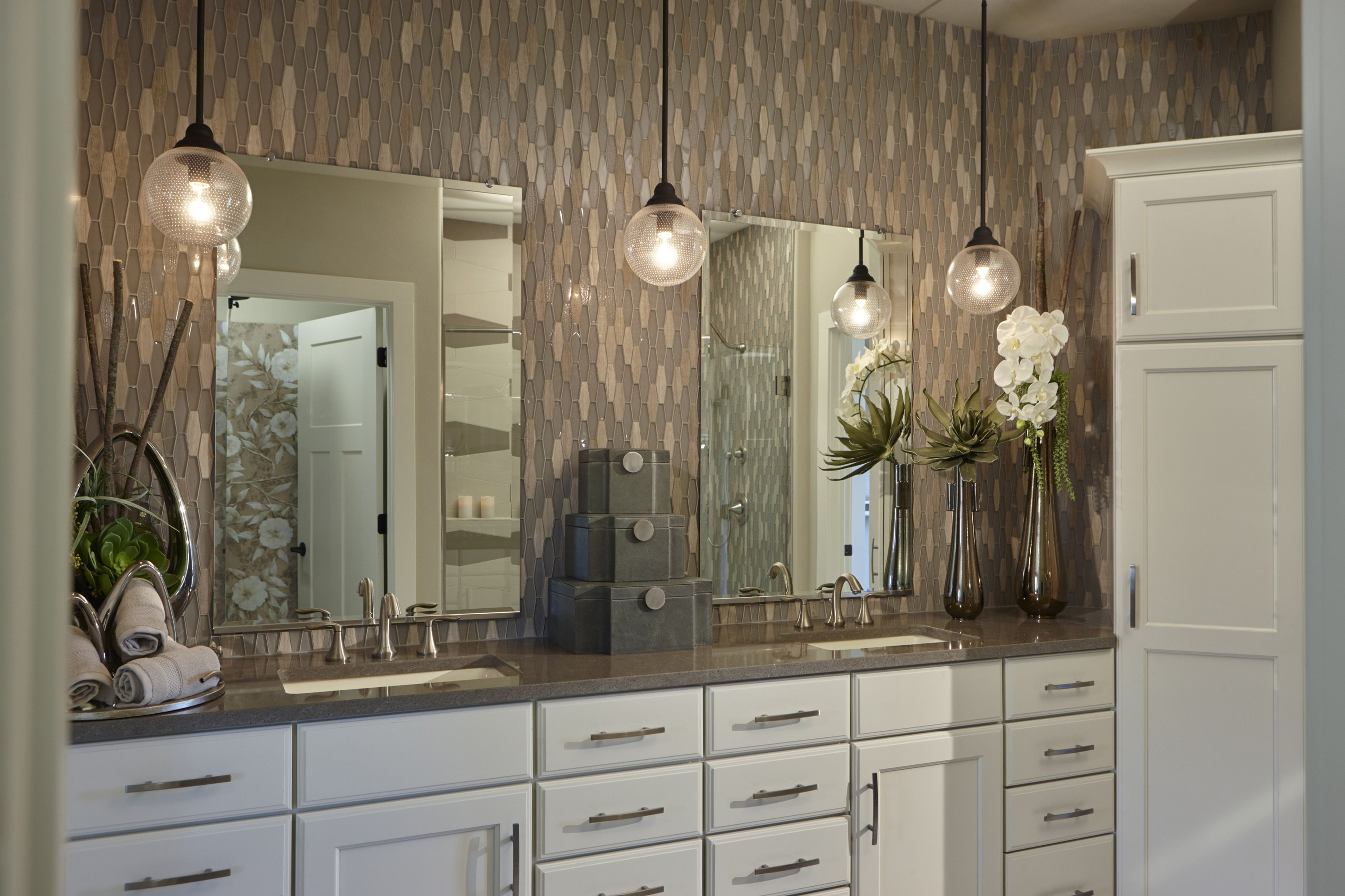 The ownerus designer bathroom master bathroom at the charlotte