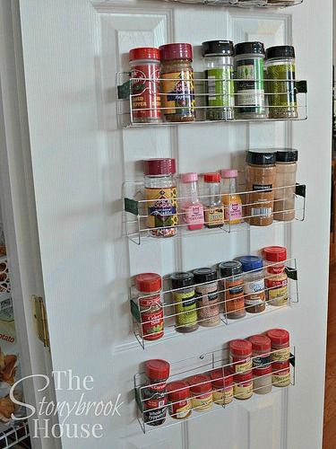 37 Genius Double-Duty Organizing Ideas | Pinterest | Küche