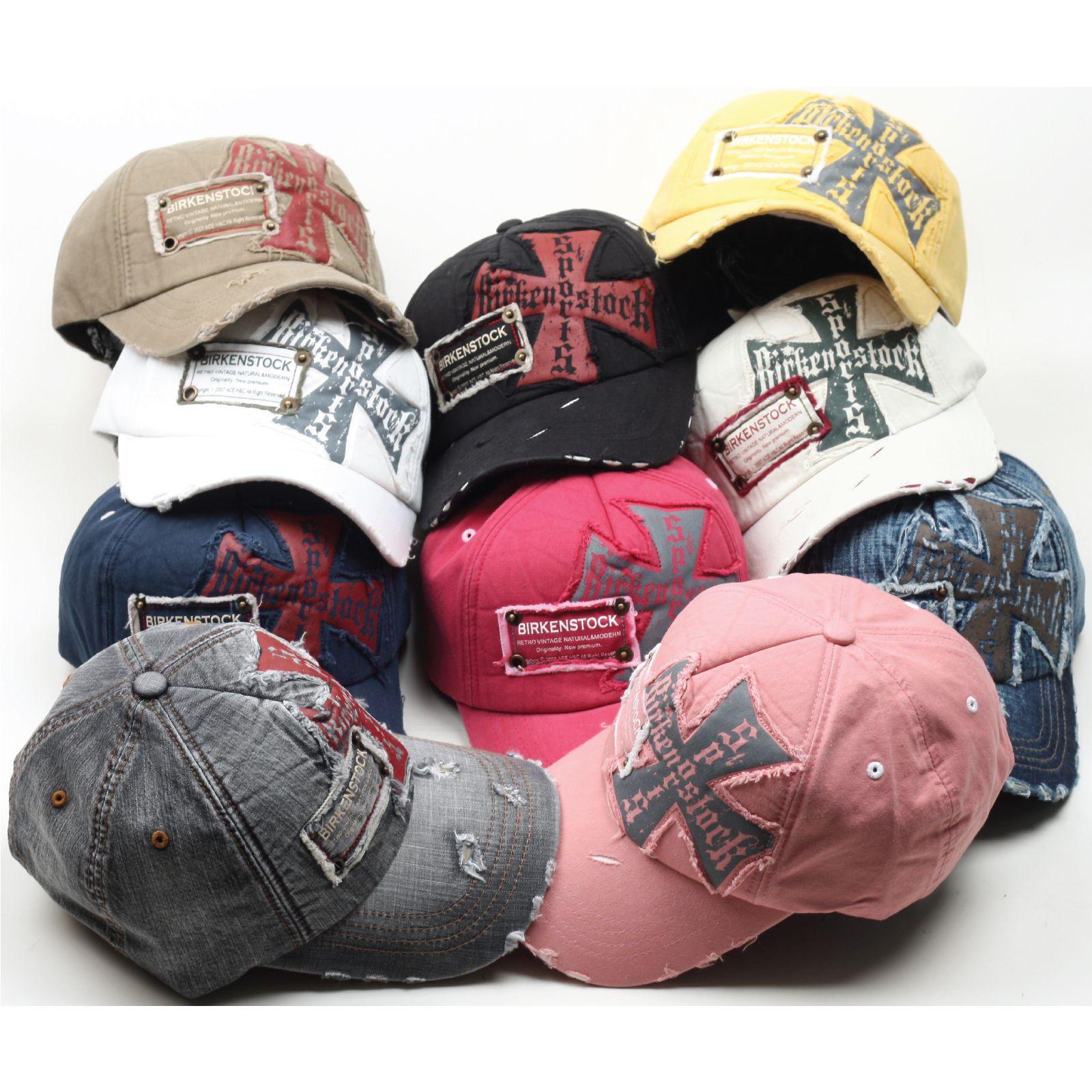 92b5fbf3b33 Raon B24 Best Unisex Vintage Look Hat Cross Emblem Baseball Design Ball Cap  Truckers