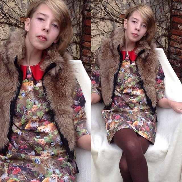 Sweet Jurkje Uit Remi Cosette For Teens Nu Te Zien Op Mijn Blog Http