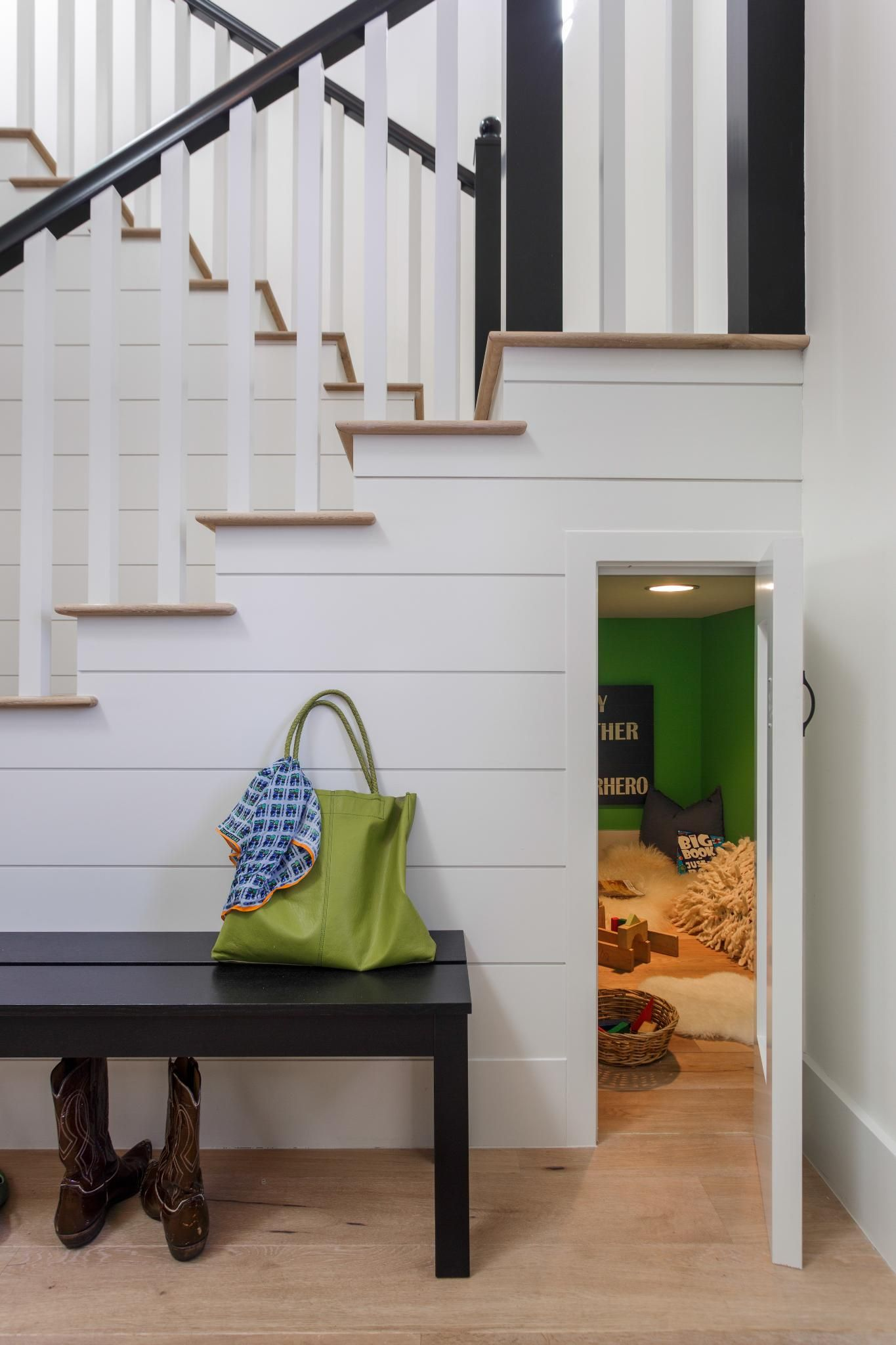 Nice 35 Insanely Creative Hidden Doors For Secret Rooms: 12 Creative Ways To Use The Space Under Your Stairs