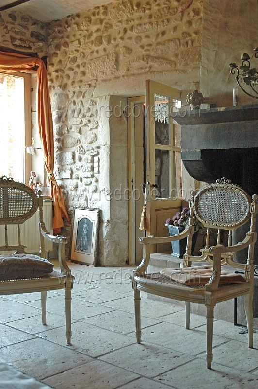 French Rusitc Style French Country House French House French Decor