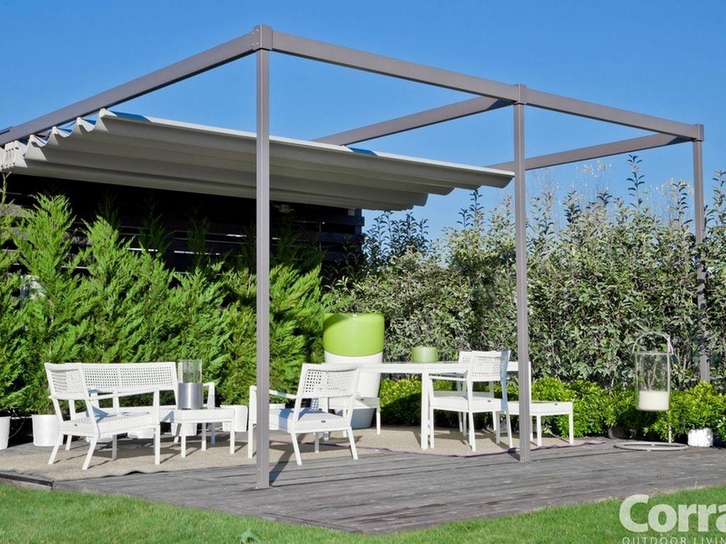Bij mooi weer heeft u de mogelijkheid om het dak volledig