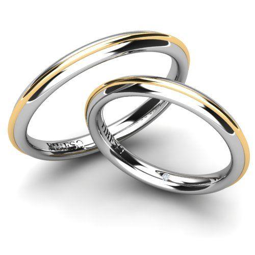 Set Verighete Firesq Va19al Hsj Engagement Rings Rings și