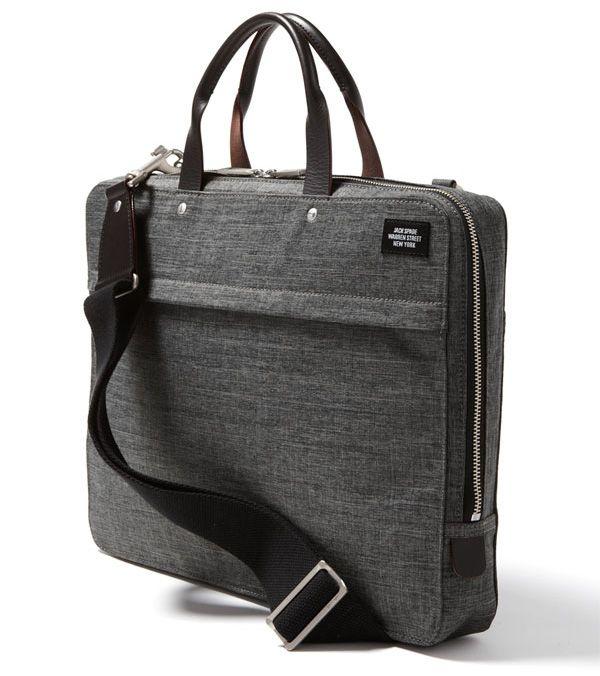 10ca217702c8 GQ Selects: November Look #5 | Gentlemen only | Laptop briefcase ...