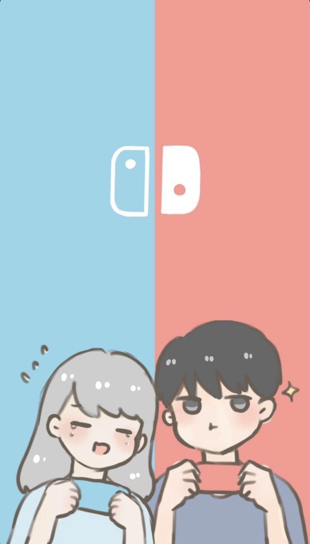 8 Couple Wallpaper Matching Half Em 2020 Desenhos De Casais Anime Desenhos De Casais Anime Estetico