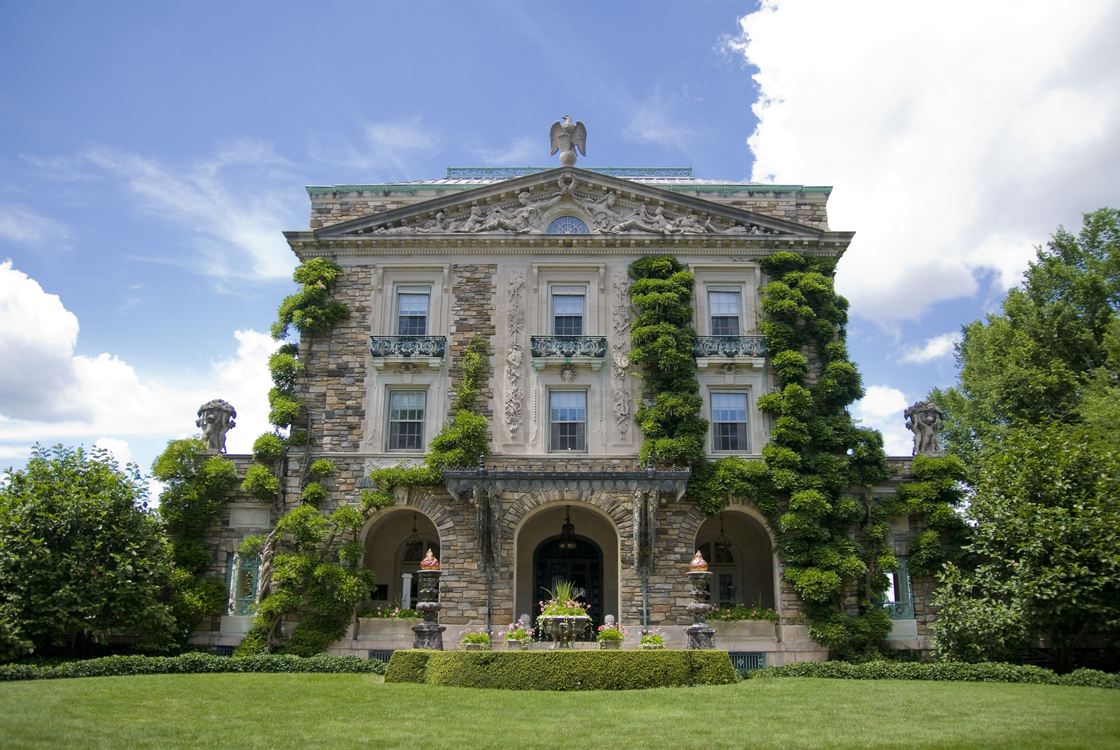 Where Is The Historic Rushmead House 12 Incredible American Mansions That Are Open To The