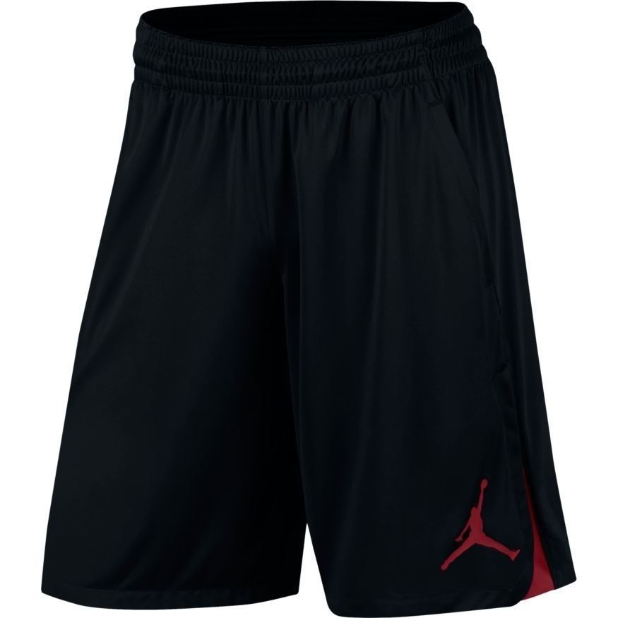 aab740c393d Nike Men's Jordan 23 Alpha Knit Shorts 849143 010 Black Red NEW Size 2XL # Nike #Athletic