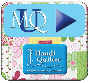 How to Secure Appliqués with Machine Quilting: FREE Video