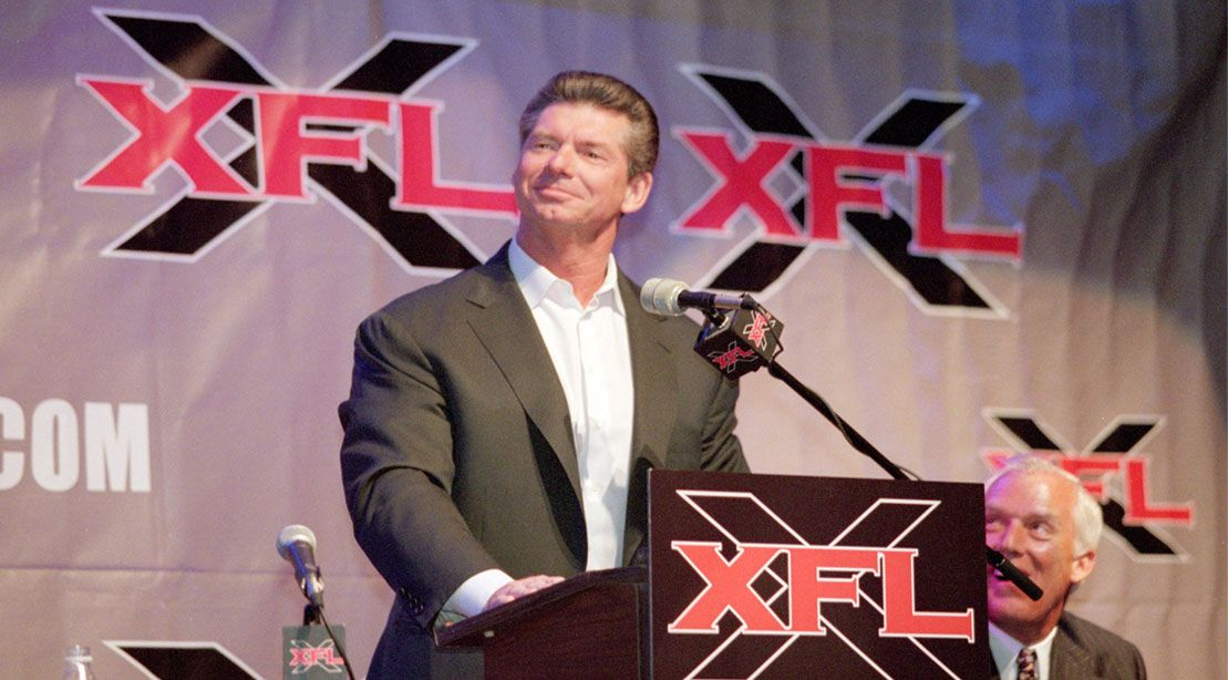 Vince McMahon Sells His WWE Shares, May Start XFLType