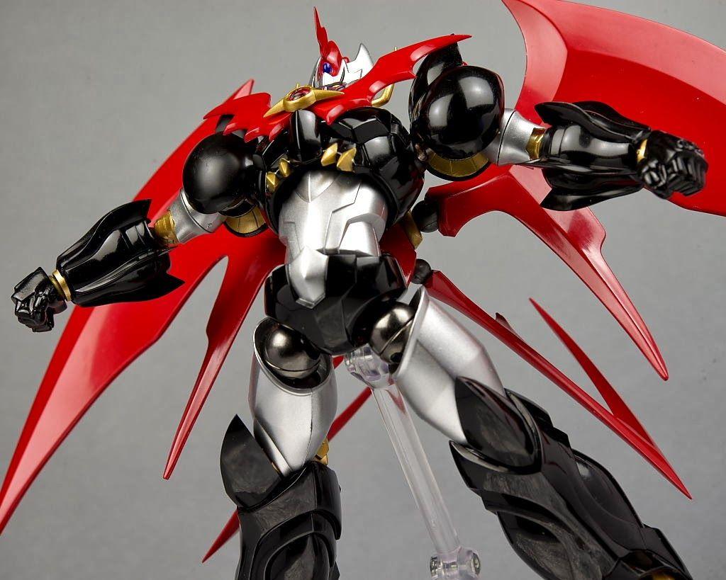 MECHA GUY Super Robot Chogokin Mazinkaiser Review by