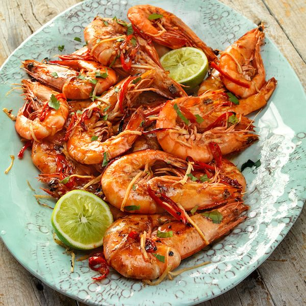 Jeff S Christmas Prawns Recipe Woolworths Prawn Recipes Recipes Sweet Chilli Sauce