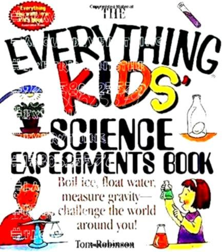 Experiments Book Boil Ice Float Water Measure GravityChallenge the World Around You Tom Robinson 1580625576 9781580625579 Readers will enter the laboratory and learn how...