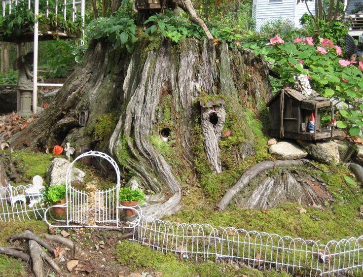 faerie garden. Fairy Gardens - Google Search Faerie Garden K