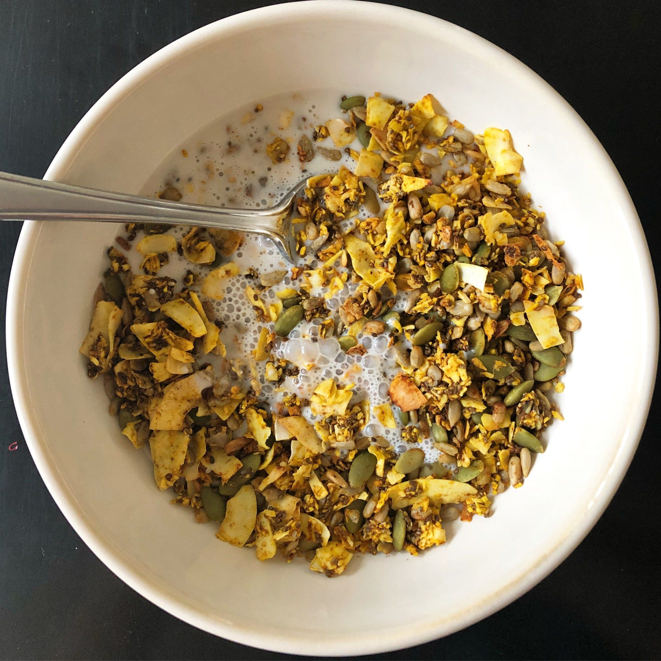 Keto Pumpkin Cereal Recipe - Shawn Mynar