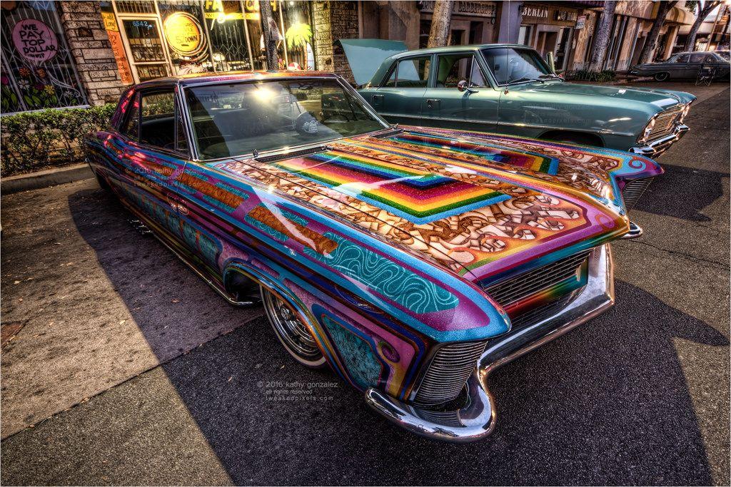 Custom Paint Lowrider: Candy Paint Cars, Custom Cars