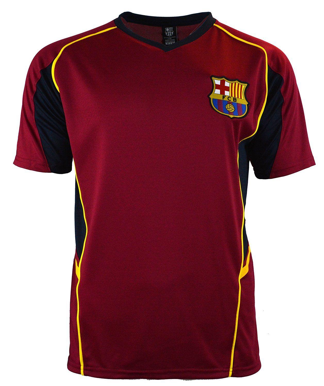 20755acd0 Amazon.com   Fc Barcelona Adult Training Soccer Jersey   Personalized  Custom…