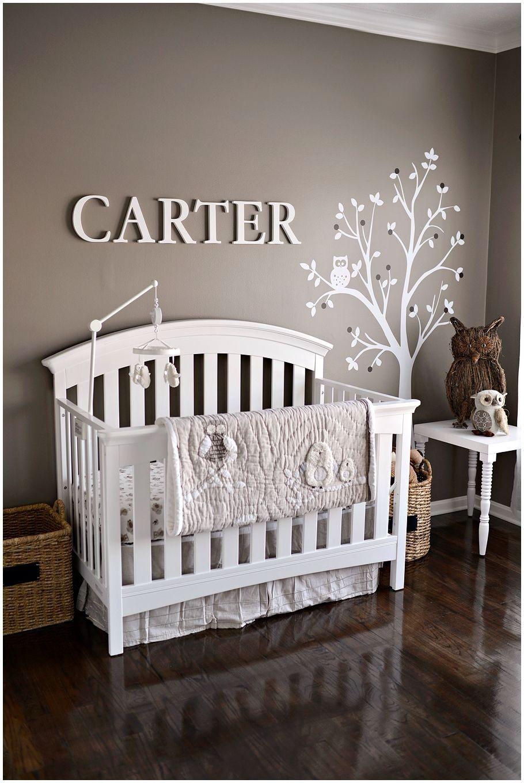 Neutral Baby Girl Nursery: Baby/kids Rooms