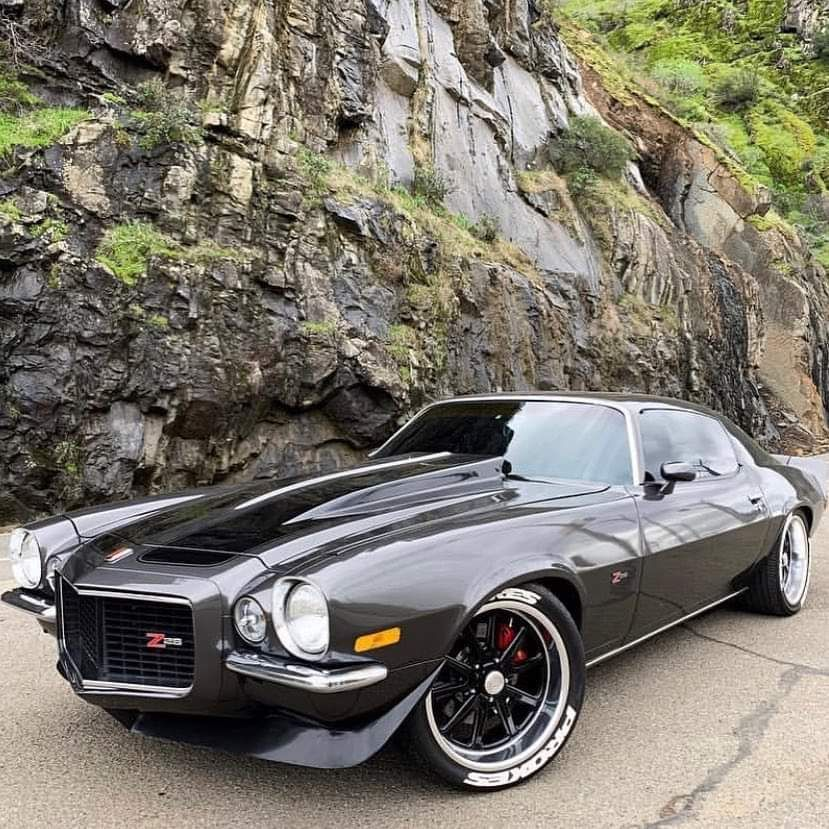 Sorry it's so late for Muscle Car Monday