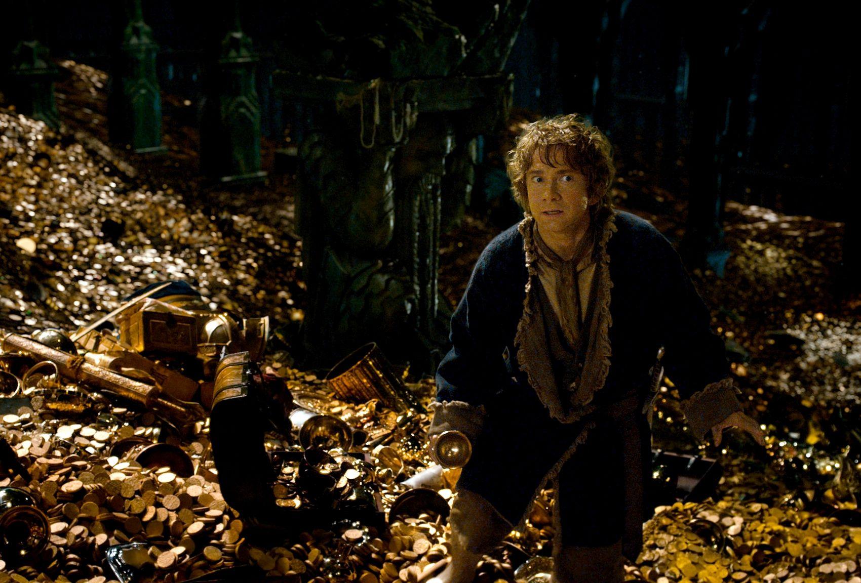 The Hobbit: The Desolation of Smaug - Movie Still
