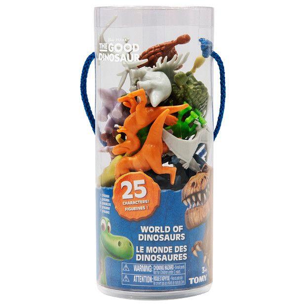 The Good Dinosaur 25 Pack World Of Dinosaurs Target Australia