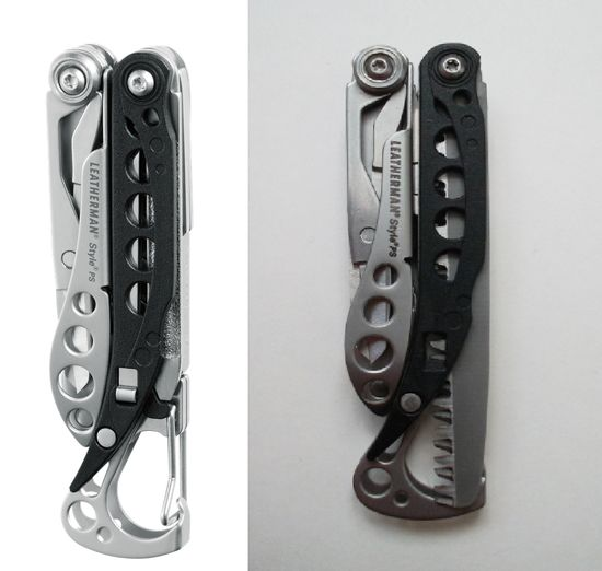 Simple Leatherman Modification: Replace the nail file with a Gerber folding saw. Who needs the nail file anyway?!