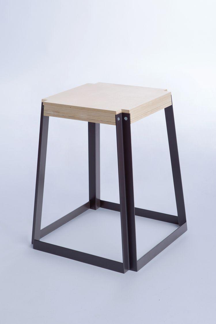 moskou_43a Opla stackable stool design.jpg | Metal works | Pinterest ...