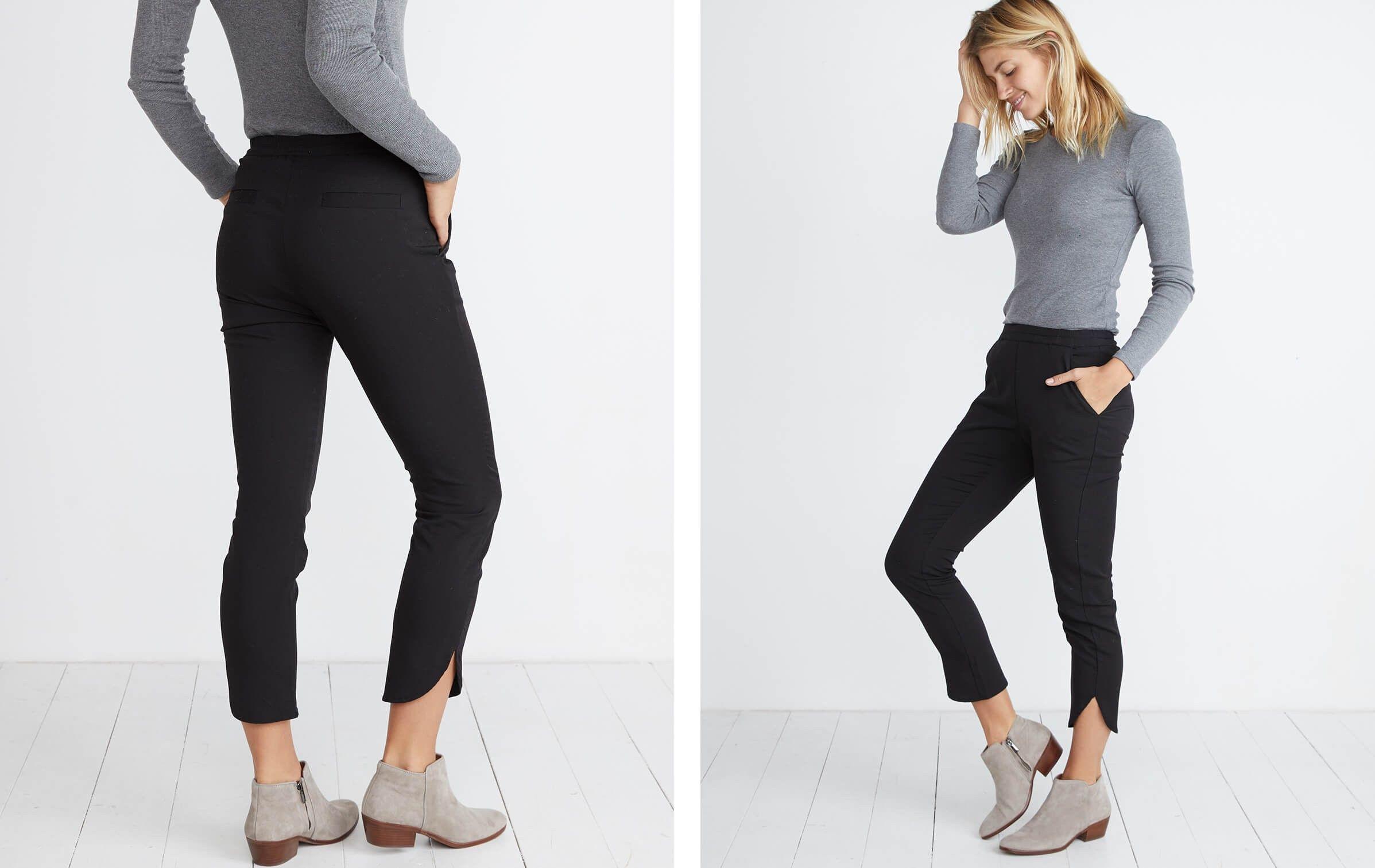 f41f0df1a0 Allison Pant in Black in 2019 | Work Week Chic | Pants, Black, Black ...