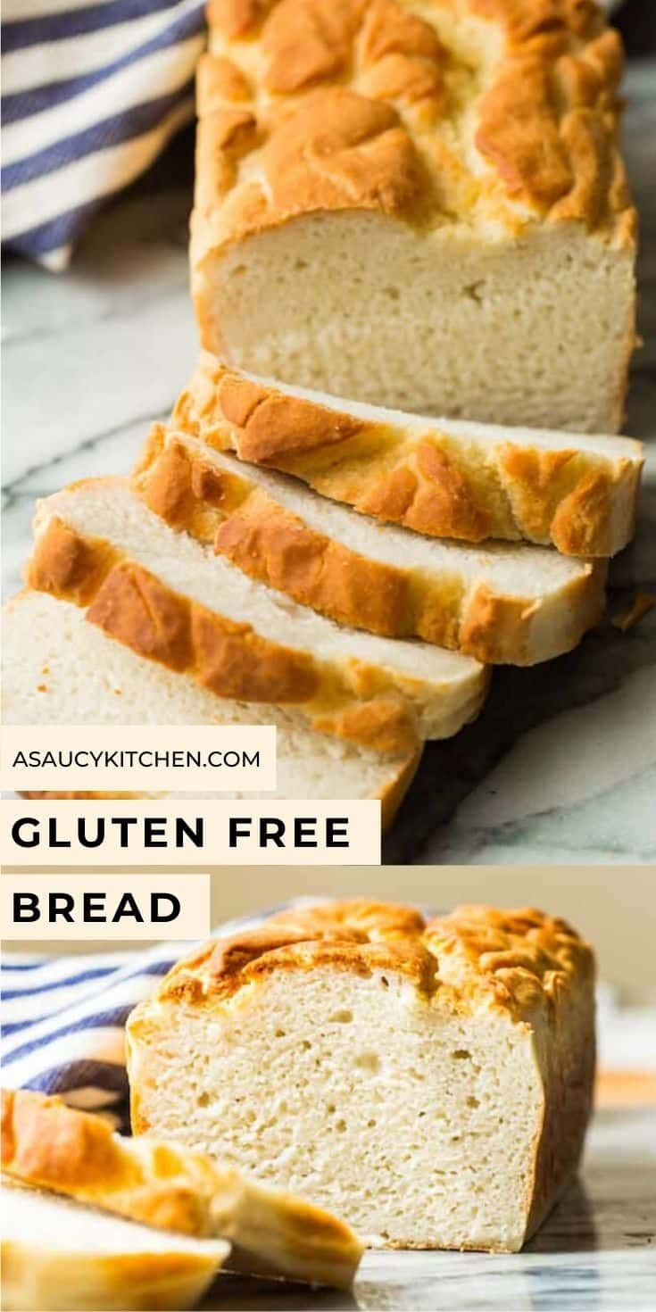 Easy gluten free french bread recipe gluten free