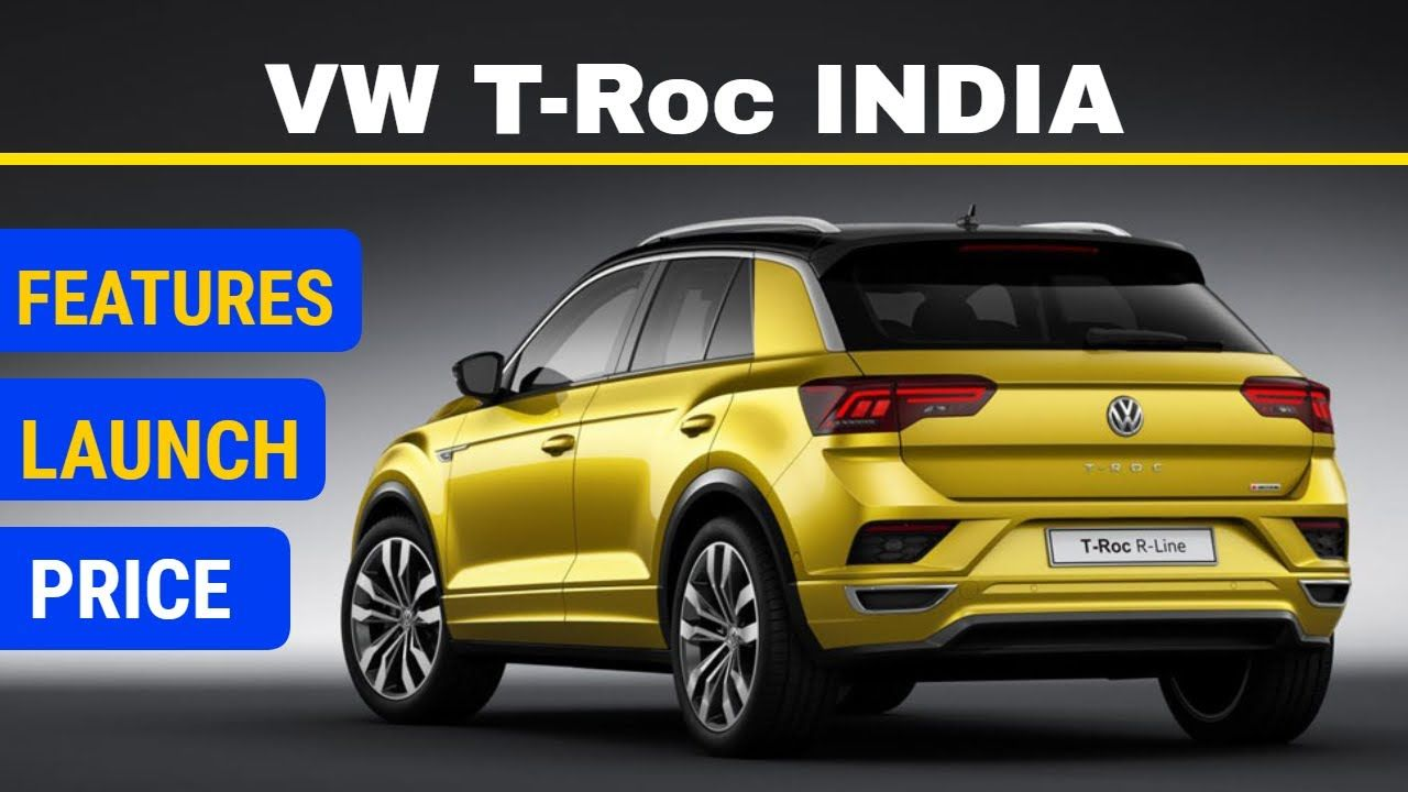 2020 Volkswagen T Roc Features Price And Launch Date Car O Tech Volkswagen Car Product Launch