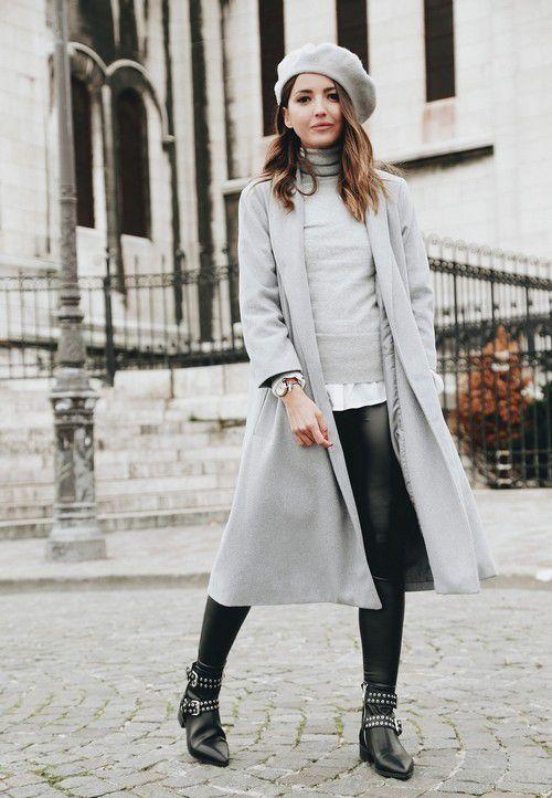 15 Looks para lucir el regreso de la moda parisina más linda  la ... 2264351860b